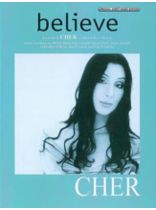 Cher - Cher / Believe - Music Book