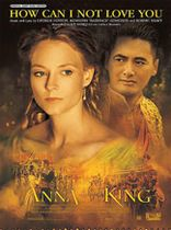 "Joy Enriquez - How Can I Not Love You (From ""Anna and the King"") - Music Book"