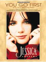Jessica Andrews - You Go First (Do You Wanna Kiss) / Jessica Andrews - Music Book
