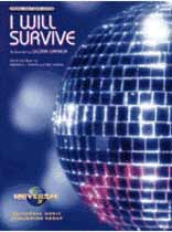 Gloria Gaynor - I Will Survive / Gloria Gaynor - Music Book