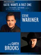 Steve Wariner - Katie Wants a Fast One - Music Book