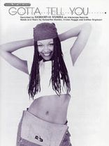 Samantha Mumba - Gotta Tell You / Samantha Mumba - Music Book