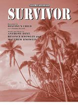 Destiny's Child - Survivor - Music Book