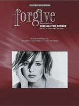 Rebecca Lynn Howard - Forgive - Music Book