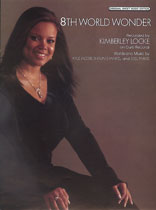 Kimberley Locke - 8th World Wonder Music Book