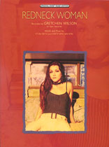 Gretchen Wilson - Redneck Woman Music Book