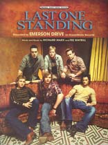 Emerson Drive - Last One Standing - Music Book