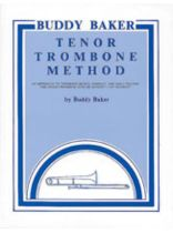 Buddy Baker - Buddy Baker Tenor Trombone Method - Music Book