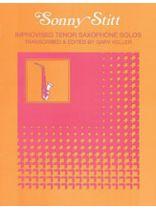 Sonny Stitt - Improvised Tenor Saxophone Solos: Sonny Stitt - Music Book