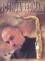 Joshua Redman - The Music of Joshua Redman - Music Book