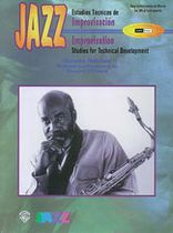Jazz Improvisation: Studies for Technical Development - Music Book