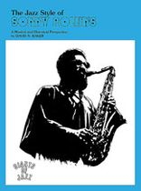 Sonny Rollins - The Jazz Style of Sonny Rollins (Tenor Saxophone) - Music Book