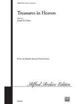 Joseph W. Clokey - Treasures In Heaven - Music Book