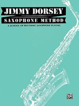 Jimmy Dorsey - Jimmy Dorsey Saxophone Method (Tenor Saxophone) - Music Book