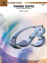 Jager - Third Suite (I. March, II. Waltz, III. Rondo) - Music Book