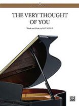 Ray Noble - The Very Thought of You - Music Book