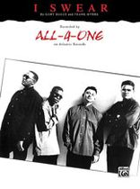 All-4-One - I Swear - Music Book