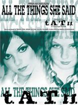 t.A.T.u. - All the Things She Said - Music Book
