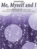 Beyonc? - Me, Myself and I - Music Book