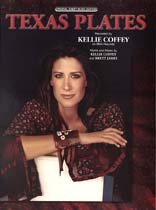 Kellie Coffey - Texas Plates - Music Book