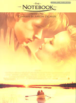 "Aaron Zigman - The Notebook (Main Title) (from ""The Notebook"") - Music Book"