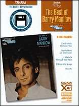 Best of Barry Manilow - Book/Software Kit