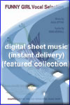 Funny Girl Sheet Music (Digital Download)