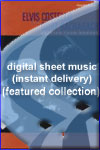 Painted From Memory - The New Songs of Bacharach & Costello Sheet Music (Digital Download)