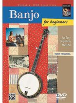 Tony Trischka - Banjo for Beginners - DVD