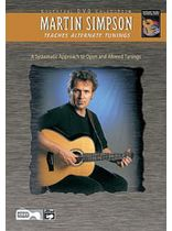 Martin Simpson - Martin Simpson Teaches Alternate Tunings DVD