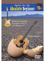 Susan Mazer - Guitar for the Absolute Beginner - DVD