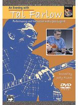 Tal Farlow - An Evening with Tal Farlow: Jazz Guitar - DVD