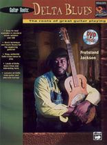Fruteland Jackson - Beginning Delta Blues Guitar - DVD