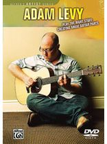 Adam Levy - Adam Levy: Play the Right Stuff - DVD