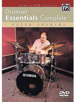 Peter Erskine - Drumset Essentials, Complete - DVD