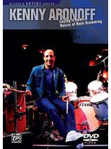 Kenny Aronoff - Kenny Aronoff: Laying It Down - DVD - DVD