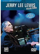Jerry Lee Lewis - Jerry Lee Lewis: Killer Piano - DVD