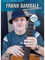 Frank Gambale - Frank Gambale: Acoustic Improvisation - DVD