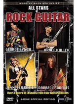 All Stars of Rock Guitar - DVD