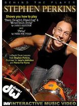 Stephen Perkins - Behind the Player: Stephen Perkins - DVD
