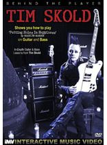 Tim Skold - Behind the Player: Tim Skold - DVD