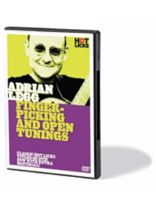 Adrian Legg - Adrian Legg - Fingerpicking & Open Tuning - DVD