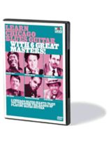Learn Chicago Blues Guitar With 6 Great Masters! - DVD