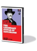 The Legendary Guitar of Dave Mason - DVD