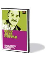 Joe Pass - Joe Pass - Solo Jazz Guitar - DVD