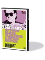 Duke Robillard - Duke Robillard - Uptown Blues, Jazz Rock & Swing Guitar - DVD