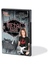 Megadeth - David Ellefson of Megadeth - Metal Bass - Speed, Thrash & Old School - DVD