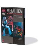 Doug Boduch - Metallica - Bass Legendary Licks 1983-1988 DVD - A Step-By-Step Breakdown of Metallica's Bass Lines - DVD
