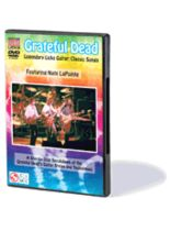 Grateful Dead - Grateful Dead Legendary Licks - Classic Songs - A Step-By-Step Breakdown of the Grateful Dead's Guitar Styles and Techniques - DVD