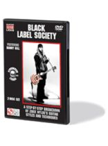 Black Label Society - Guitar Legendary Licks - DVD